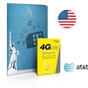 AT&T SIM-Karte für USA