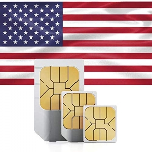 Prepaid SIM-Karte für USA, 5GB