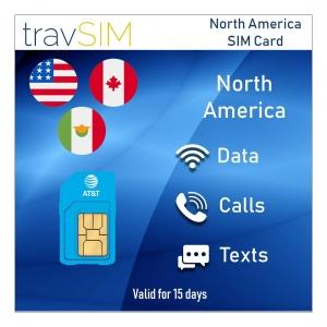 15 Tage prepaid sim von TravSIM